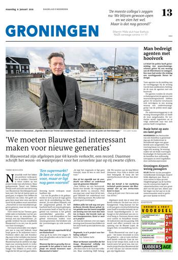 artikel Dagblad van het Noorden